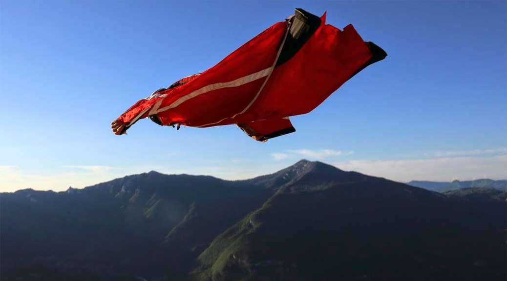 The Art of BASE jumping